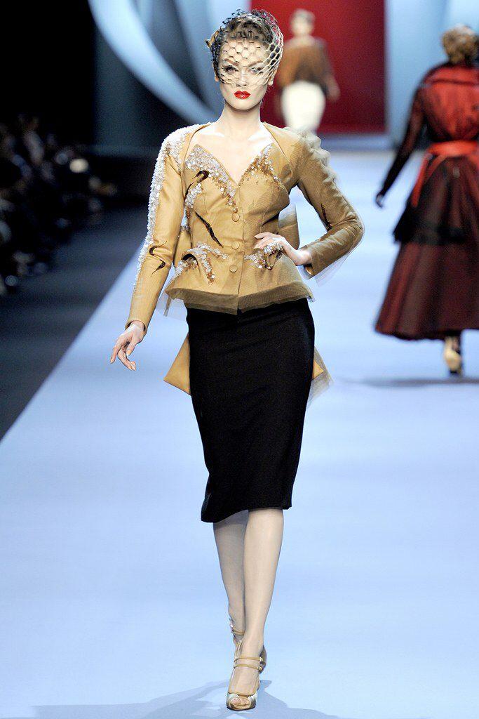 Christian Dior, Look #6