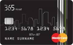 365Privat Mastercard