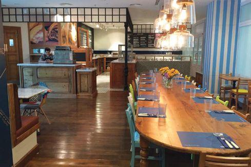 Arquitectura Gastronómica – Casa Argentina – Zona IV