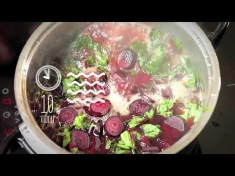 #Zupą, która przyjemnie ochłodzi nas w upalne dni jest bez wątpienia dobrze znany wszystkim #chłodnik. By urozmaicić nieco to danie warto przygotować do niego kulki serowe obtoczone płatkami #migdałów i posiekanym #koperkiem.