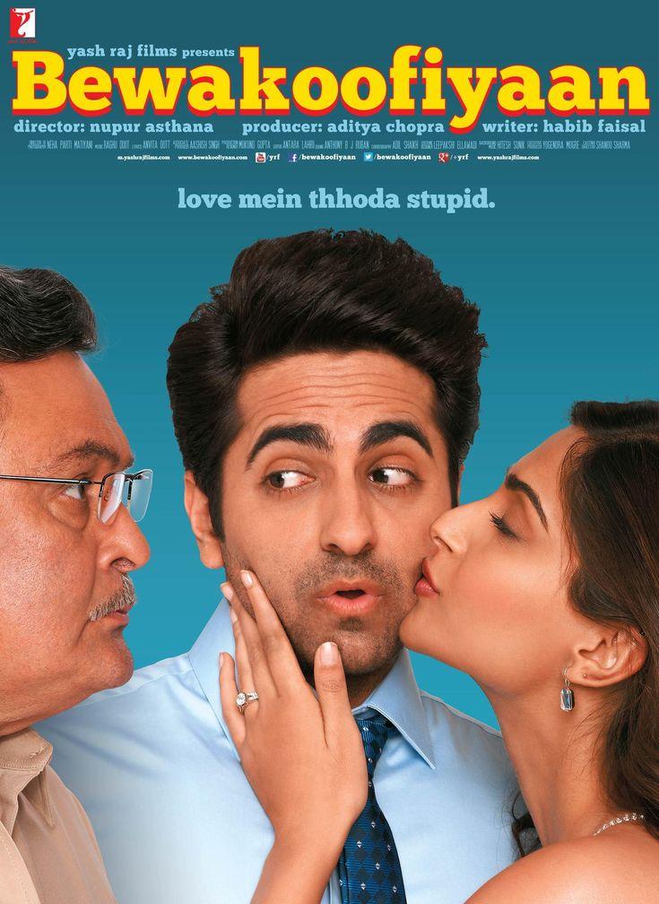 Bewakoofiyaan Movie Review #Bewakoofiyaan #movie #review #newrelease #bollywood #entertainment #news #art #sonamkapoor #rishikapoor #ayushmankhurana #friday #boxoffice