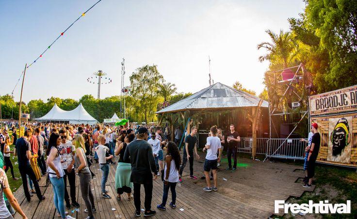 Freshtival 2015 - Tents & Structures / Beachbar