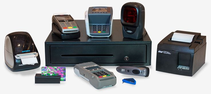 POS hardware options for running Vend.