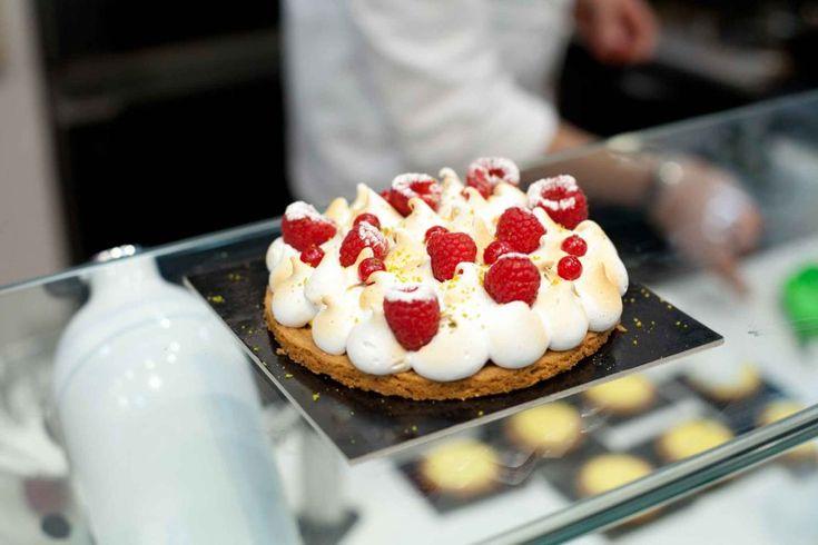 Torta Lemon Pie di Alessandro Servida | scatti di gusto