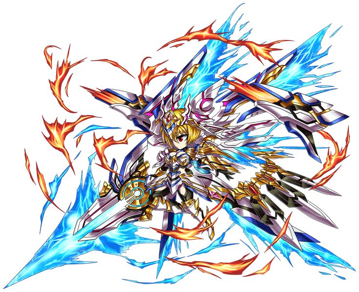 Elza, Ramna, Ophelia & Lilith 7-star evolutions announced! | Brave Frontier Global Blog
