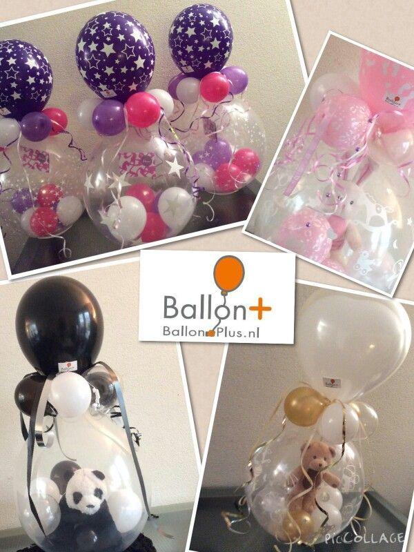 Mooie kadoballonnen van ballonplus.nl