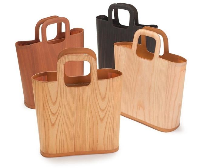 Drevená taška Woodum Tote Shou