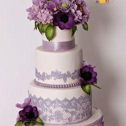 Torturi - Viorica's cakes: Torturi nunta