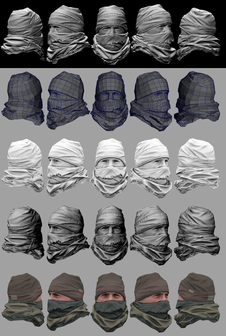 Rudy Massar – Character Art and DesignFreelance character modeler and digital sculptor using ZBrush and Maya. Zbrush Tutorial ...