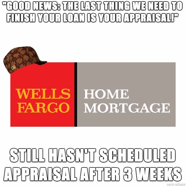 Adventures with Wells Fargo Home Mortgage Part 4: At this point I'm cc'ing their supervisor on every email I send...