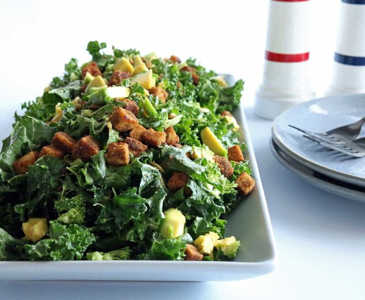 The Iron Man Salad - Amy Savage Nutrition
