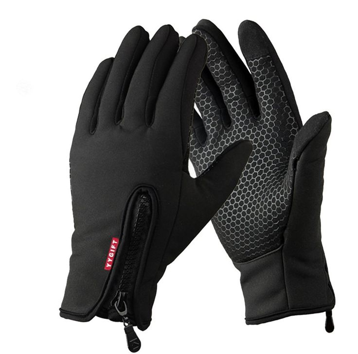 Amazon.com : YYGIFT Touch Screen Winter Gloves Windproof Outdoor Cycling Sports Work Gloves for Men and Women : Sports & Outdoors