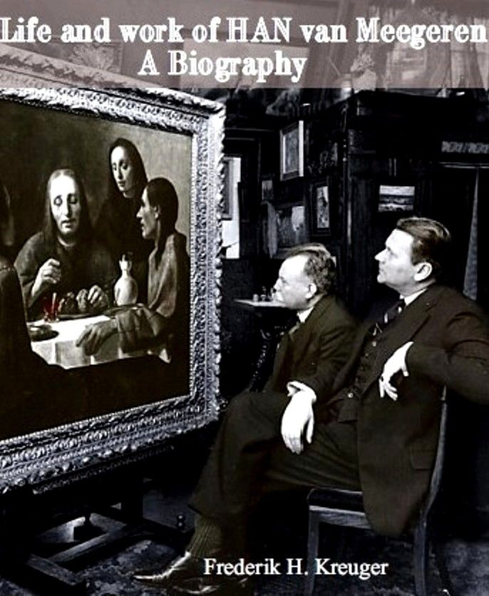 The biography of Han van Meegeren recently published as an e-book, see: http://www.meegeren.net/bibliography.php.