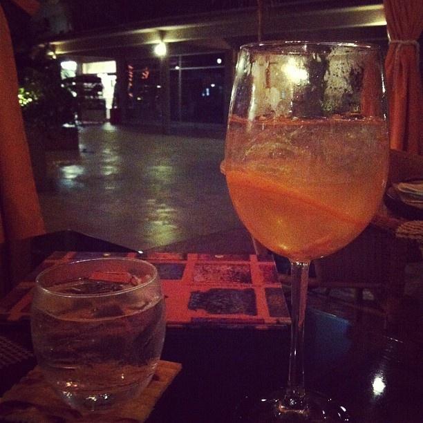 Bebida especial de la casa #GingerGardenLounge.