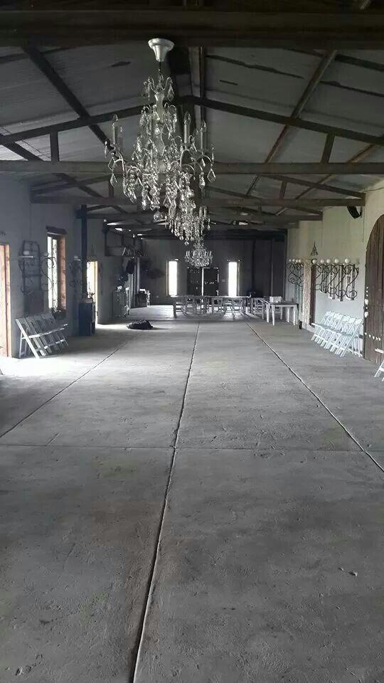 Makojalo hall before