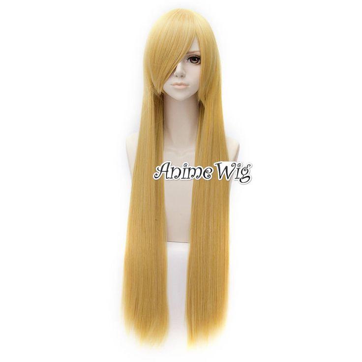 100cm Lolita Halloween Cosplay Wig Perücke Gelatt Ladieshair Maid Anime 19-Stil in Kleidung & Accessoires, Kostüme & Verkleidungen, Accessoires   eBay