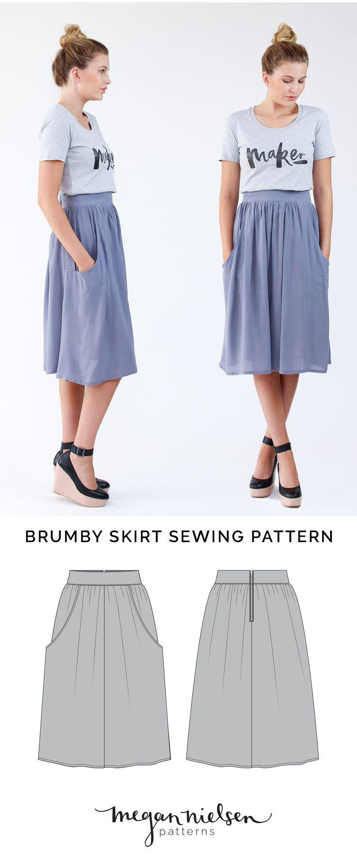 Brumby skirt 3