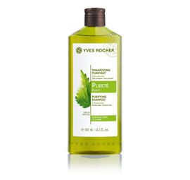 Shampooing purifiant pour cheveux gras Yves Rocher 4€