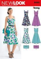 Misses' Dresses & Purse @Leah Buss there are a bunch of patterns to choose from...look through!