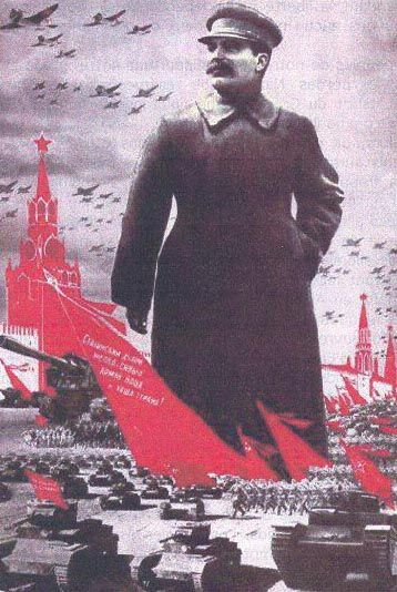 Analyse d'une affiche de propagande russe