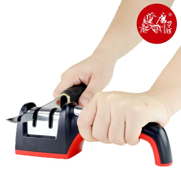 TAIDEA Diamond Whetstone Knife Sharpener Kitchen Gadgets Silicone Base Anti-slip With Handle Easy Sharpening System T1005DC h2