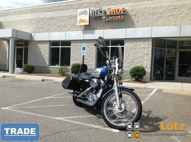 Used 2006 Harley-Davidson Sportster 1200 Custom Motorcycles For Sale in Virginia,VA. 2006 Harley-Davidson Sportster 1200 Custom, Check out this gently used 2006 Harley Davidson Sportster 1200 Custom we recently got in How to protect your purchase CARFAX BuyBack Guarantee got you covered It s not often you find just the vehicle you are looking for AND with low mileage This is your chance to take home a gently used and barely driven Harley Davidson Sportster 1200 Custom There are many vehicles…
