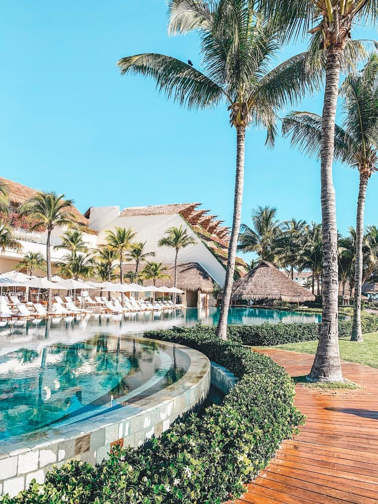 A Luxury All Inclusive Resort With The Best Food Grand Velas Riviera Maya Luxury All Inclusive R In 2020 Grand Velas Riviera Maya Riviera Maya Resorts Mexico Resorts