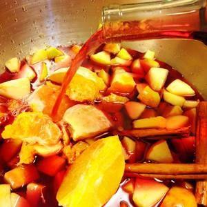 Apple Sangria | MyRecipes.com