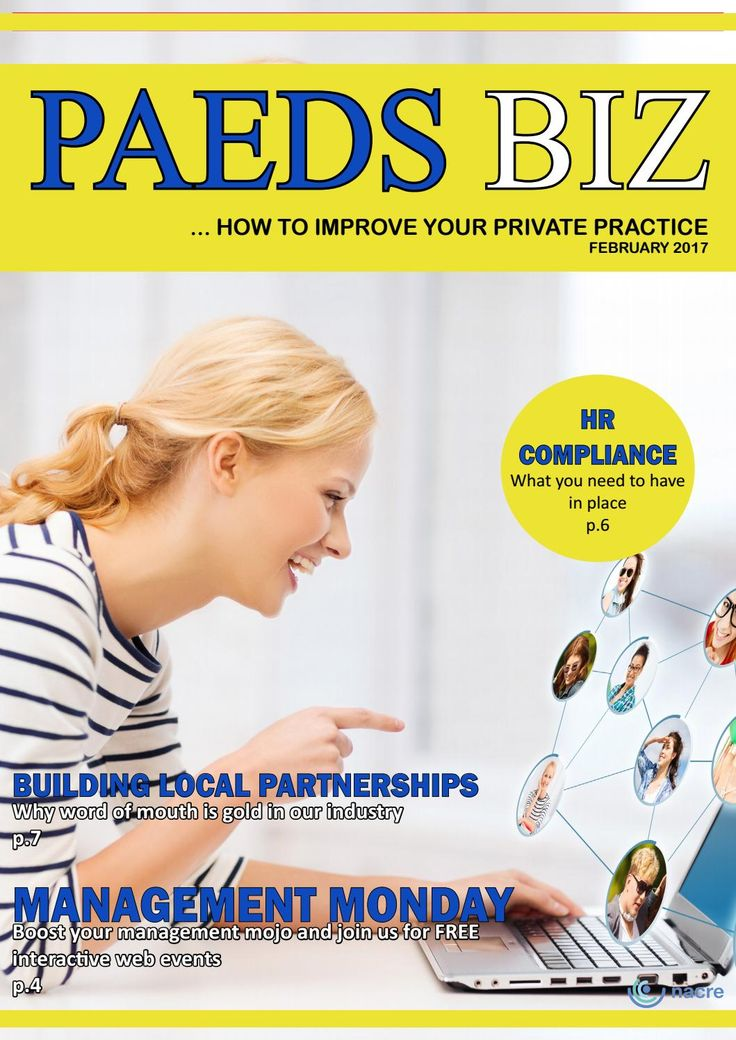 Paeds Biz E-Magazine - February Edition 2017