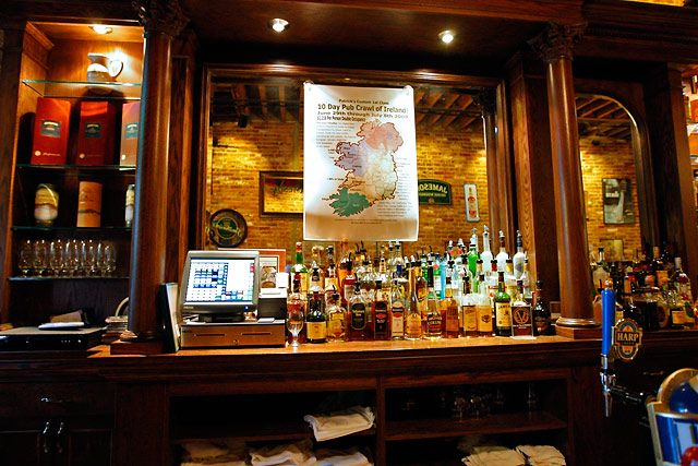 Irish Pub Decor | Irish Pub Decorating Ideas