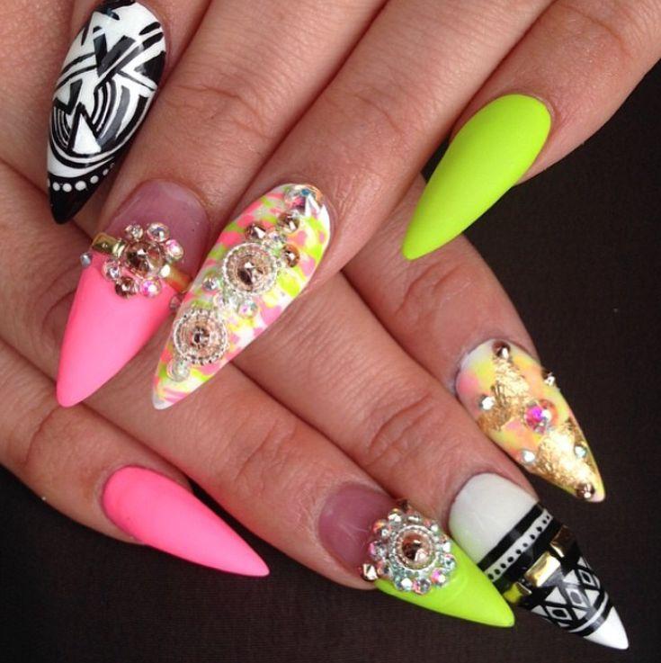 Pin van Tammy Safe op Nails - Pinterest on We Heart It