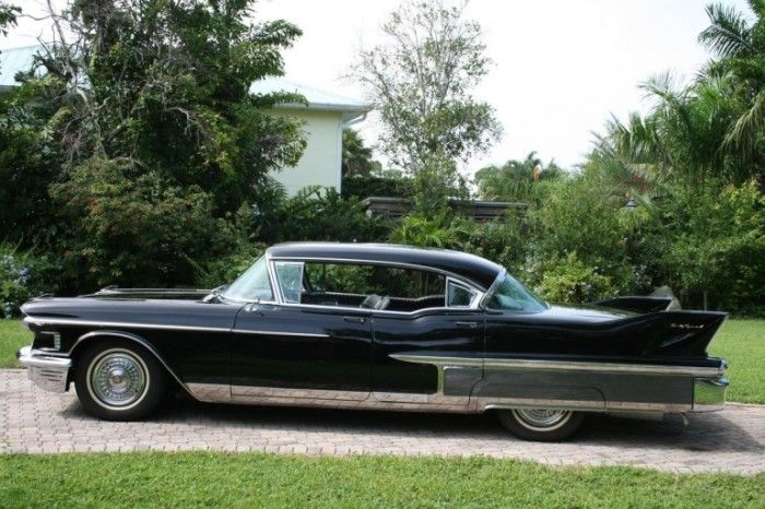 1958 Cadillac Series 60 Special Fleetwood