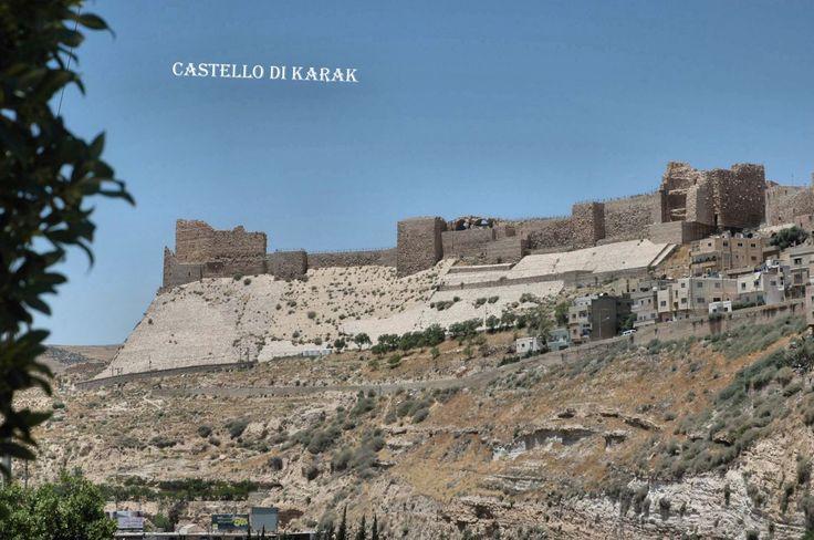 Castello di Karak, Giordania