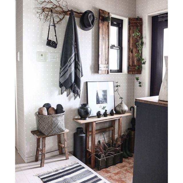 インスタやってます♡/アメブロやってます♡/セルフリノベーション/DIY家具…などのインテリア実例 - 2016-03-11 08:09:44   RoomClip(ルームクリップ)