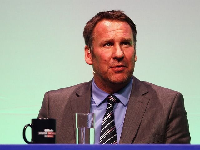 """Paul Merson """"flabbergasted"""" by Arsenal's interest in Leicester City's Jamie Vardy"""