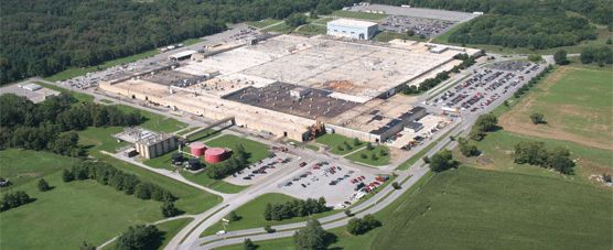 Hagerstown, Maryland Volvo Truck plant factory. | Hagerstown, Maryland | Pinterest | Maryland ...