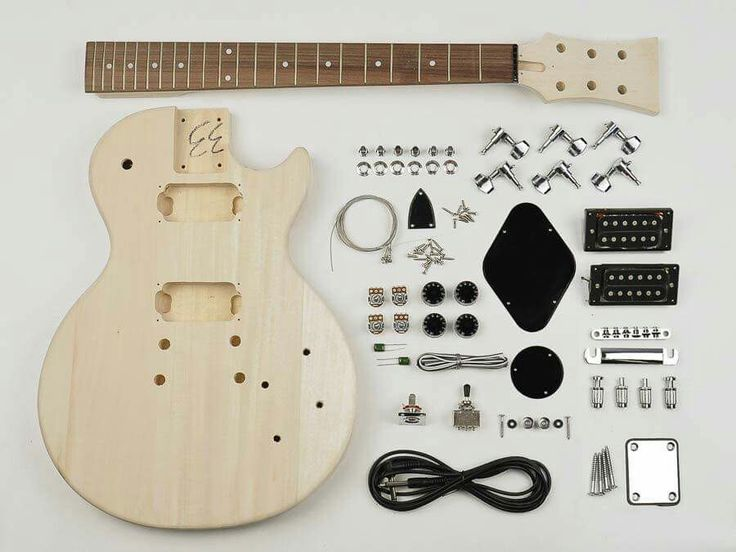 The 15 best guitar kits do it yourself images on pinterest build guitar kits do it yourself solutioingenieria Choice Image