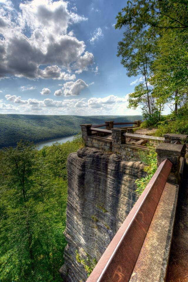 Rimrock Overlook in Warren PA  Its easy to forget home beautiful home really is.                                                                                                                                                                                 More