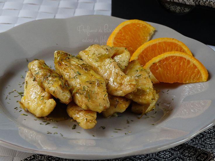 Pollo al mandarino #SerialFood
