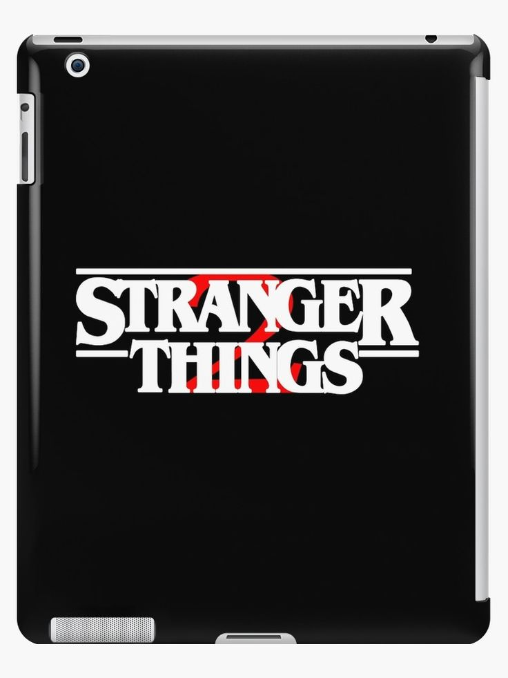 stranger things logo Stranger things, Stranger things