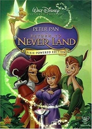 Peter Pan In Return To Never Land Pixie Powered Edition Walt