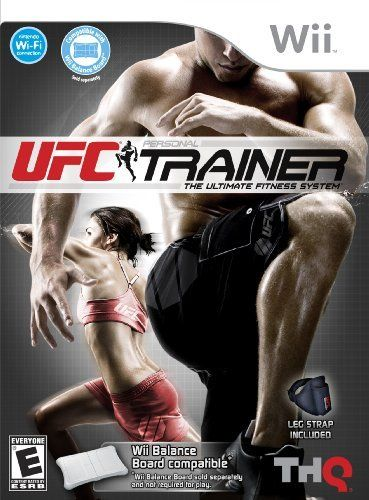 Today's Price:    Set personal goals and achieve real results with an unparalleled mixed martial arts (MMA) fitness program designed by leading MMA training experts and certified by UFC and the National Academy of Sports Medicine (NASM). UFC Personal Trainer provides players with an...