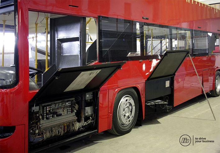 acabamentos de autocarro | Bus finishings
