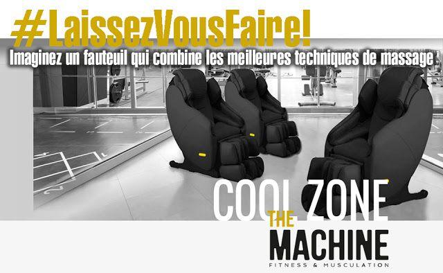 The Machine - Fitness premium - Guyancourt: Nos fauteuils massant font fureur