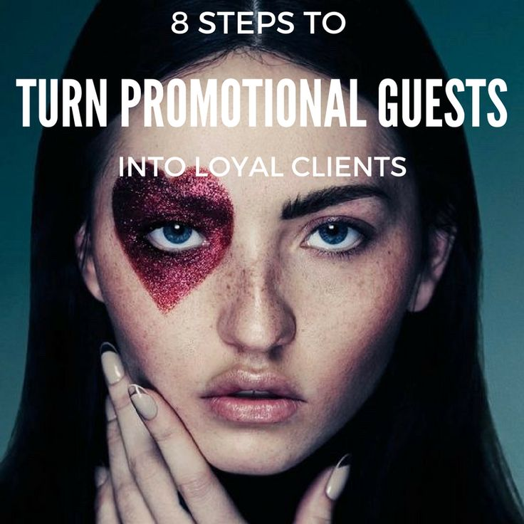 "Poor execution is usually to blame for marketing promotions not meeting expectations. Many salons run campaigns with the goal to bring in new clientele. Yet, the opportunity to turn the ""promotion guest"" into a loyal client is lost."
