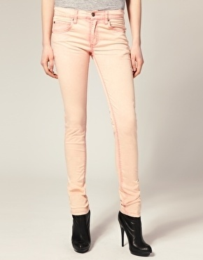 14 best ♥ Coloured Jeans ♥ images on Pinterest | Coloured jeans ...