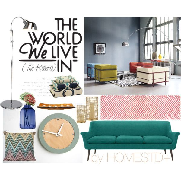 """the world we live in it"" by rubygrosse on Polyvore"