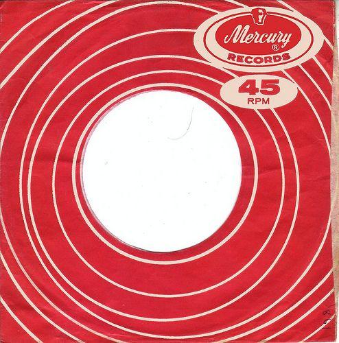 Mercury - USA - 1960s-rot-Öffnung rechts-rück