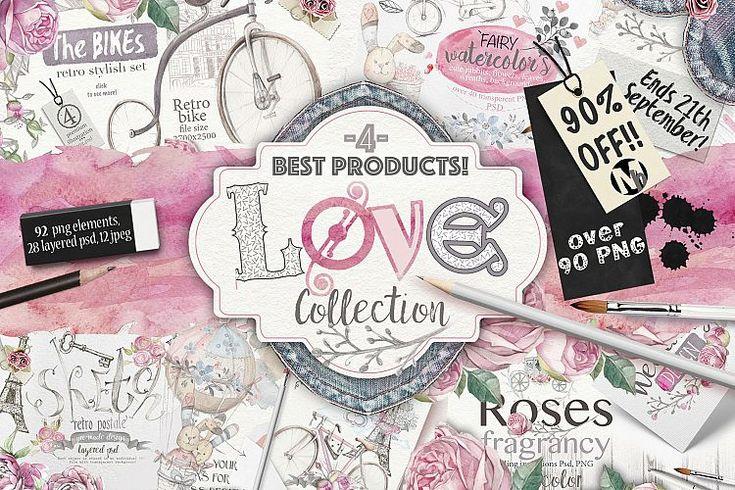 love designs bundle promo