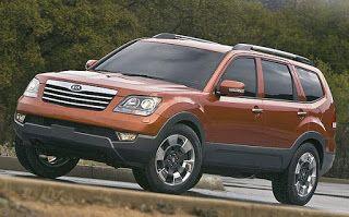 Kia Concept Hints At Return To Large SUV Market
